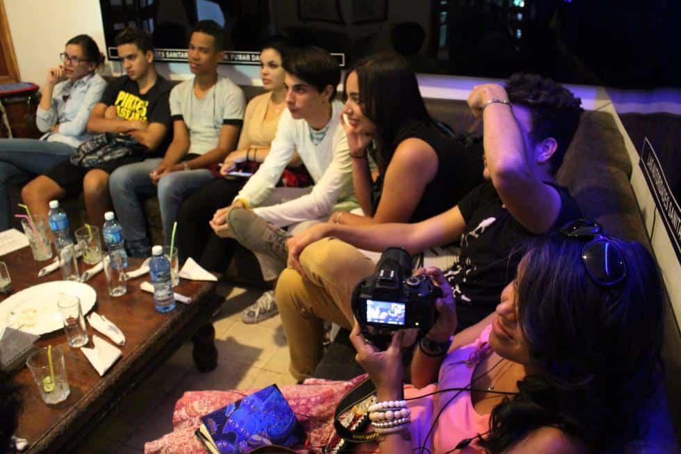 YouTubers cubanos encuentran un espacio