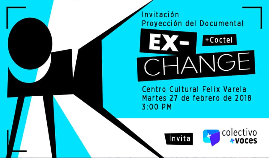 Ex-change: un documental sobre el intercambio cultural entre Cuba y Estados Unidos
