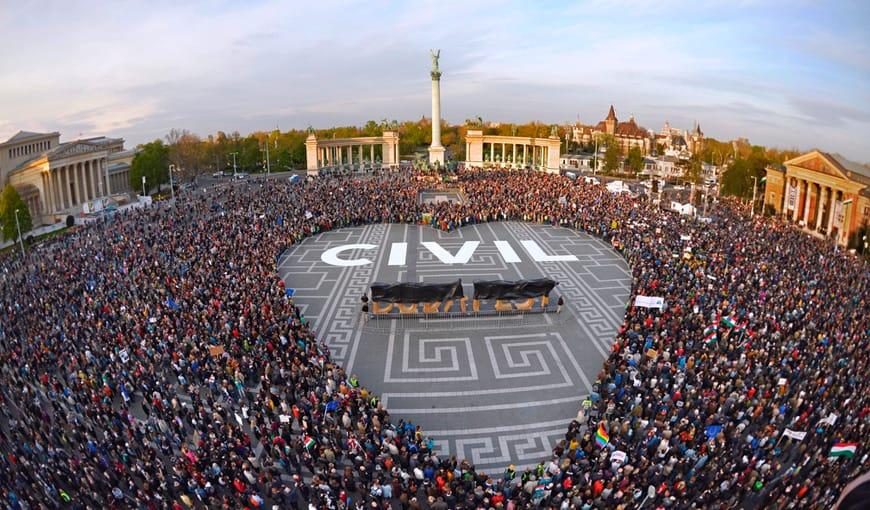 Colectivo +Voces, miembro de la alianza global CIVICUS