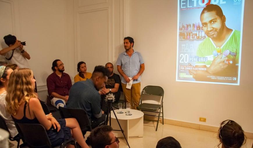 elTOQUE gana visibilidad en el espacio cultural cubano