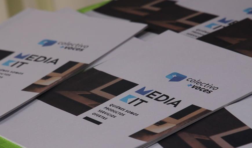 Estrenamos Media Kit