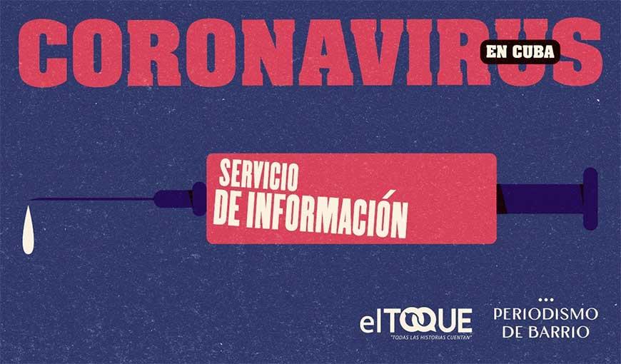 Periodismo de Barrio y elTOQUE se alían para informar sobre el coronavirus